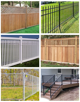 fencing and railing