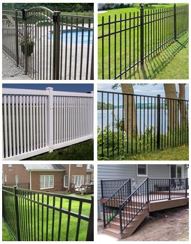 Aluminum-fencing-Aluminum-railing-Aluminum-gates